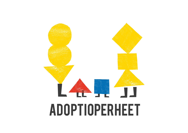 Adoptioperheet kuvituskuva