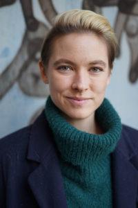 Kuvassa: Sara Mäkäräinen
